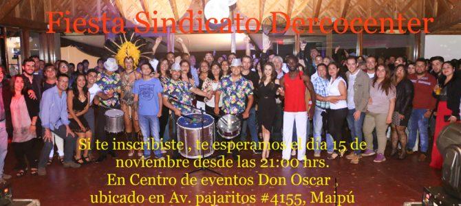 Fiesta Sindicato Dercocenter
