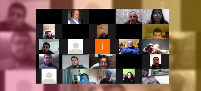 Tuvimos nuestra Asamblea Virtual Extraordinaria
