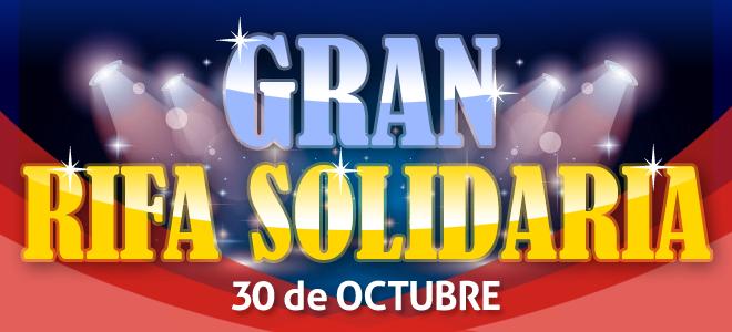 Gran Rifa Solidaria