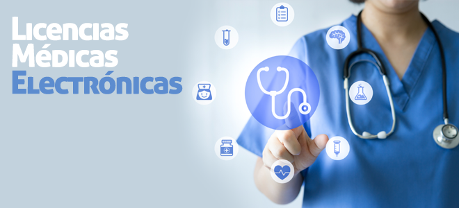 Desde este 1 de enero de 2021 las licencias médicas deberán emitirse obligatoriamente de forma electrónica