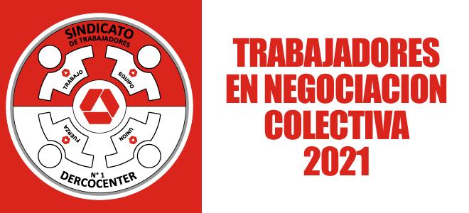 Trabajadores en Negociación Colectiva 2021
