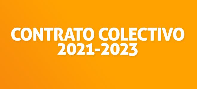 Contrato Colectivo 2021-2023